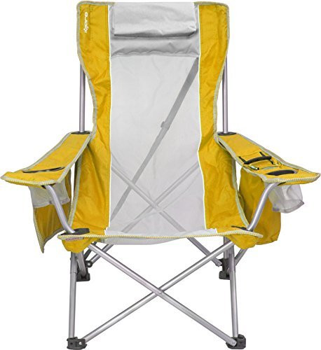 Chest Strap On - Kijaro Coast Folding Beach Sling Chair with Cooler