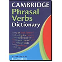 Cambridge Phrasal Verbs Dictionary 2nd Paperback