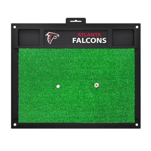 a Falcons Golf Hitting Mat ()