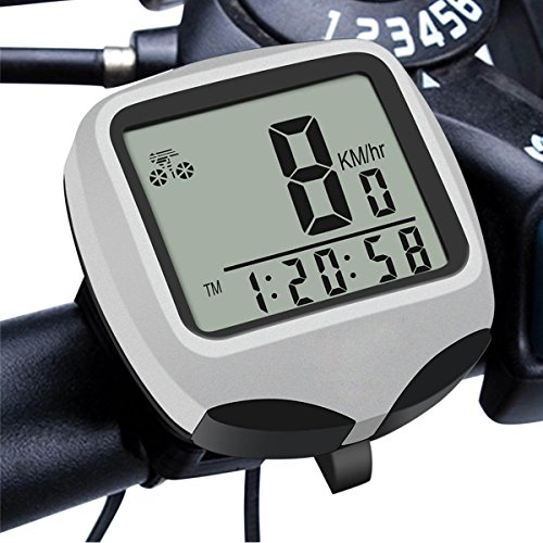 Price comparison product image All Cart Wireless Bicycle Odometer,Speedometer Backlight