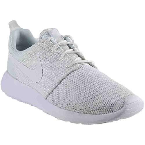 Nike Roshe Run 511882, Dames Chaussures De Course Blanc De Formation (blanc / Blanc)