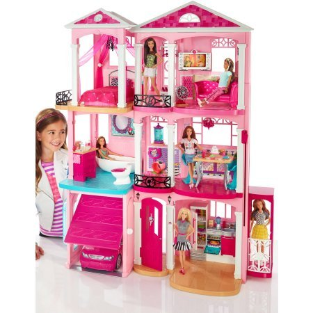 Barbie Dreamhouse with 70+ Accessories
