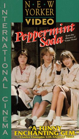 Peppermint Soda [VHS]