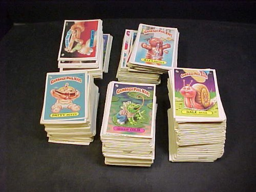Topps Baseball 3 Different Card - Garbage Pail Kids lot of 100 Random Old Series Cards