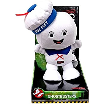Ghostbusters Classic Stay Puft Marshmallow Man 11 Talking Plush