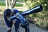 Meade Instruments 218001 StarNavigator NG 90 Achromatic Refractor Telescope, Blue