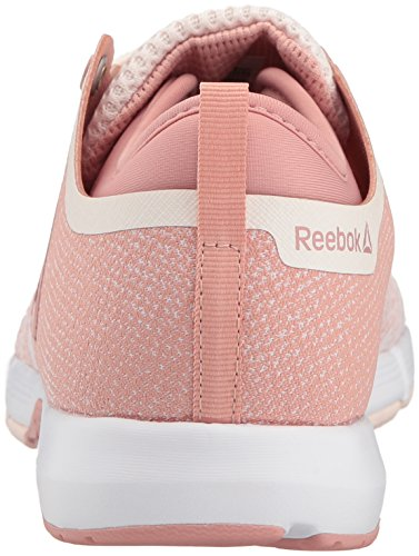 Reebok Donna Sua Sneaker Tr 2.0 Rosa Pallido / Gesso Rosa / Bianco / Argento