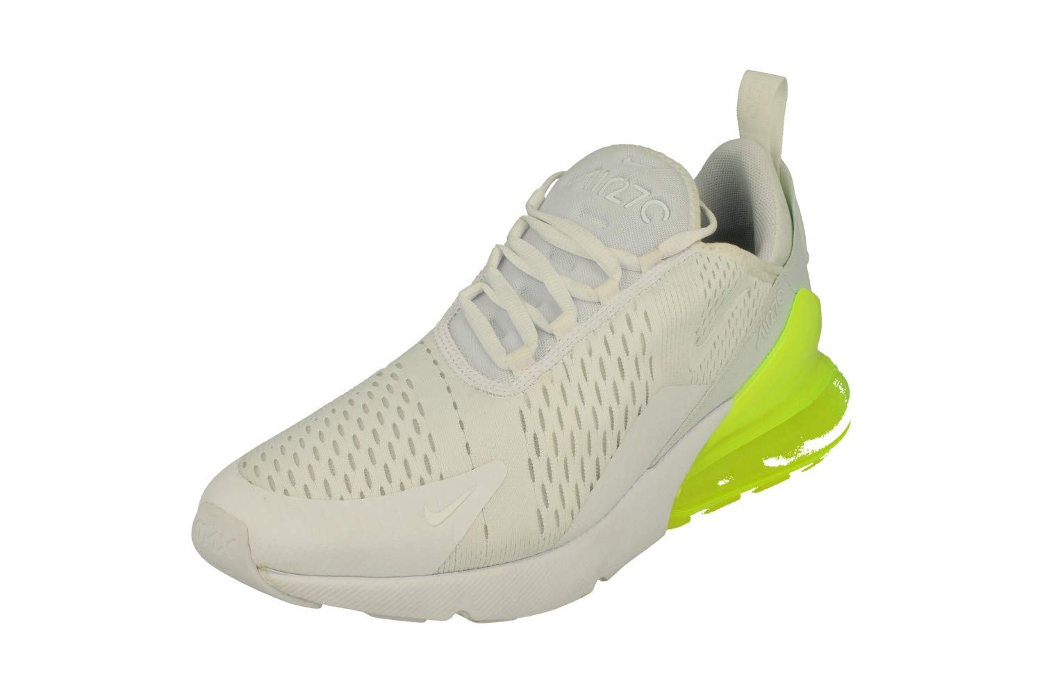 new arrivals 02af5 8fafd Galleon - NIKE Air Max 270 Mens Running Trainers AH8050 Sneakers Shoes (UK  9 US 10 EU 44, White Volt 104)