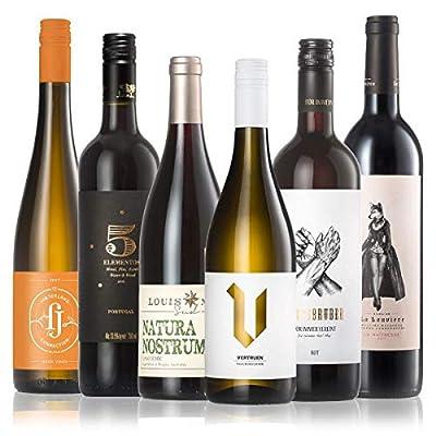 GEILE WEINE Weinpaket WINTERWEINE (6x 0,75l) Bester Rotwein und Weißwein für die kalte Jahreszeit