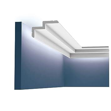 Cornisa Orac Decor C390 Modern Steps Moldura Para Luz