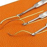 6pcs 1/2/4/6 Prong DIY Diamond Lacing Stitching
