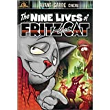 The Nine Lives of Fritz the Cat by MGM (Video & DVD) by Robert Taylor