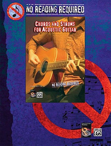 No Reading Required: Chords & Strums for Acoustic Guitar with Frank Natter, Jr. [Instant Access]