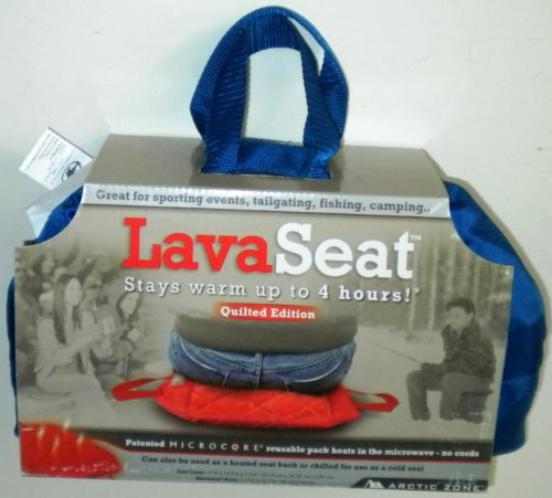 Lava Seat Quilted Microwave Sporting