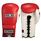 Ringside Lace IMF Tech Boxing Kickboxing Muay Thai Training Gloves Sparring Punching Mitts