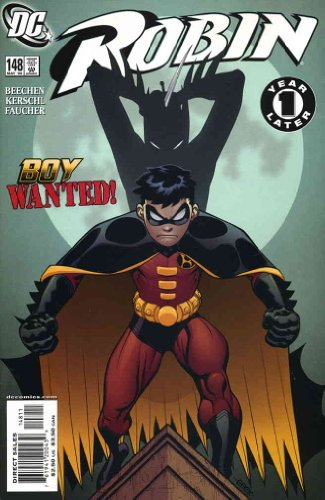 One Year Later Robin Costume (Robin #148 FN ; DC comic book)