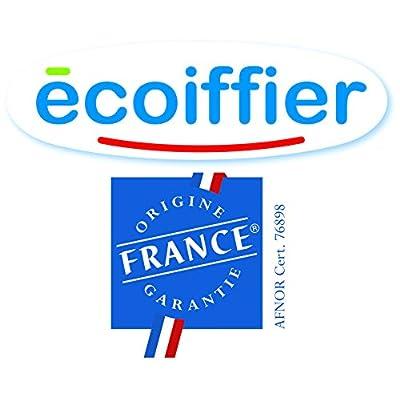 Ecoiffier 7709 - Escurreplatos de plástico con vajilla de Juguete: Juguetes y juegos