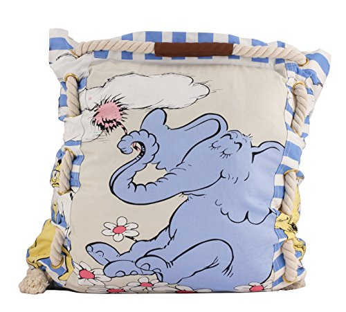 ASD Living Dr. Seuss Tote Bag, Large, Horton and Friends