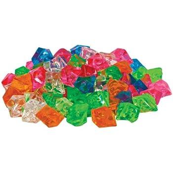 GloFish Accent Gravel for Aquarium, Multicolored Gems