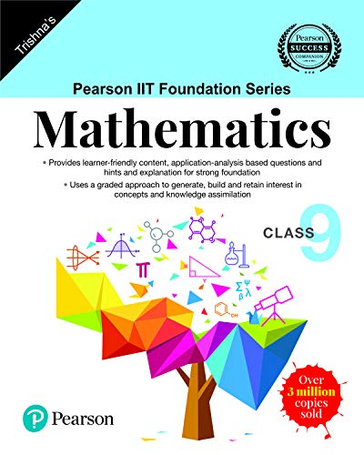 Price comparison product image Iit Foundation Maths Class 9