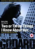 Two Or Three Things I Know About Her... [DVD]