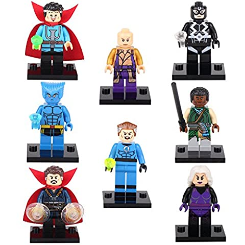 L Doctor Strange Ancient One Baron Mordo Beast 8 Mini figures Building Toys - Ancient Gear Workshop