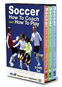 3PC:SOCCER: HOW TO COACH & HOW TO PLAY -