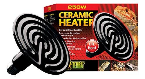 Exo Terra Ceramic Heater, 250-Watt/110-Volt