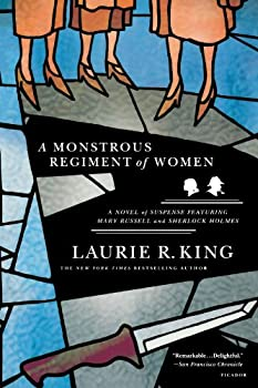 A Monstrous Regiment of Women 0553574566 Book Cover