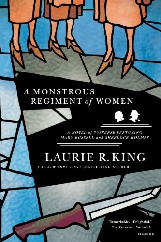 A Monstrous Regiment of Women: A Novel of Suspense Featuring Mary Russell and Sherlock Holmes (A Mary Russell - Stores Mall Park North In