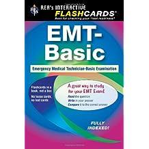EMT-Basic - Interactive Flashcards Book for EMT (REA) (REA Test Preps), Not the Premium Edition