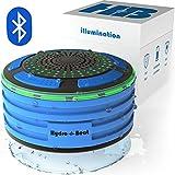 Best Shower Radios - Bluetooth Portable Waterproof Shower Radio - HB Illumination Review