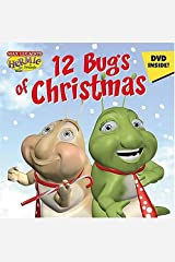 The 12 Bugs of Christmas Board book