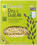 J1 Crunchy Rice Rolls Black Pearl Rice and White Rice, 3.5-Ounce Packages (Pack of 12)