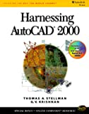 img - for Harnessing AutoCAD 2000 book / textbook / text book