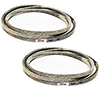 """Lawnmowers Parts & Accessories (2) Craftsman 42"""" Riding Lawn Mower Deck Kevlar Belt 144959 SHIP FROM USA"""
