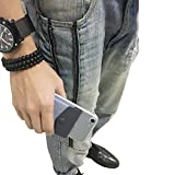 FRIFUN Cell Phone Wallet Ultra-Slim Self Adhesive