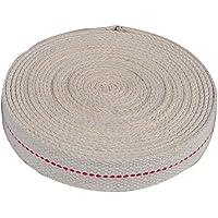 IMIKEYA Mecha Plana de algodón de 5pz Linterna