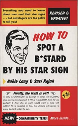 How To Spot A Bastard By His Star Sign: Amazon co uk: Adele