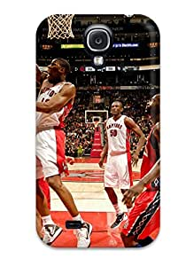 2015 XBCFIODM6YTAOPWN toronto raptors basketball nba NBA Sports & Colleges colorful Samsung Galaxy S4 cases