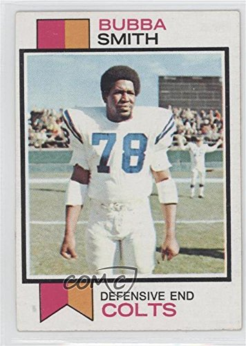 - Bubba Smith (Football Card) 1973 Topps - [Base] #155