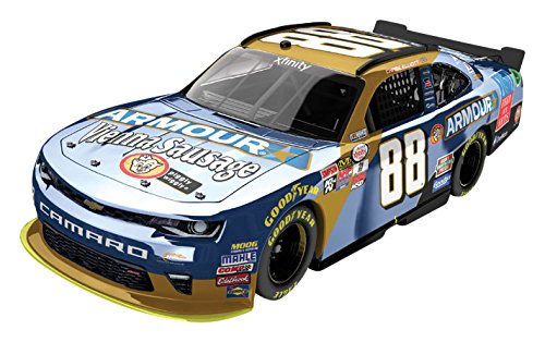 Lionel Racing N886823A5CLCL Chase Elliott #88 Armour Foods XFINITY Series  2016 Chevrolet Camaro Chrome ARC HO NASCAR Official Diecast Vehicle (1:24
