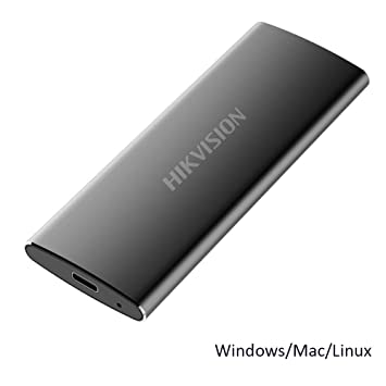 Hikvision 512GB Portable SSD Disco Duro SSD Externo USB3.1 ...