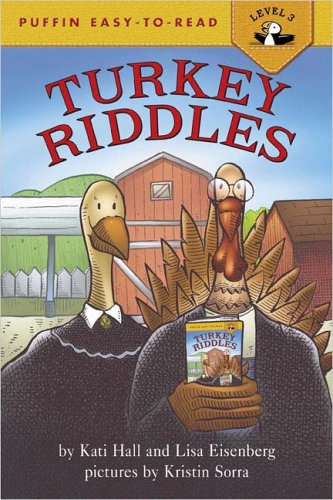 Download Turkey Riddles (Easy-to-Read, Puffin) pdf