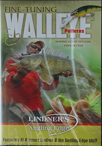 FINE TUNING WALLEYE PATTERNS DVD