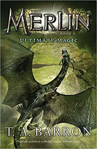 Book 8 Ultimate Magic