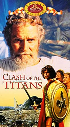 Clash of The Titans Hamlin Bowker Olivier Meredith movie trading cards 1981