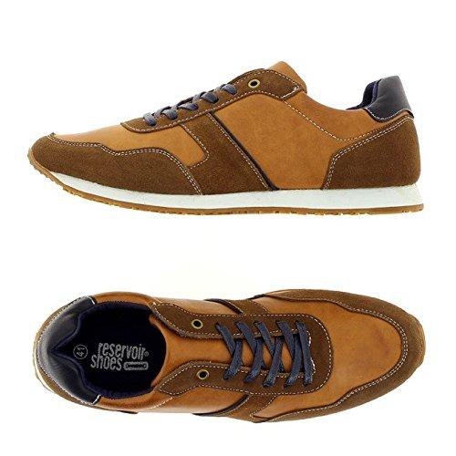 Reservoir Shoes Zapatillas Nicia Café/Negro café