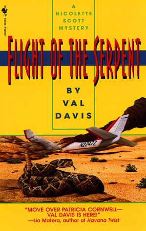 book cover of Flight of the Serpent