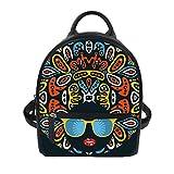 Cheap Cute Cartoon Pattern Lightweight Women Mini Backpack Purse Casual Travel Daypack School Bag for Girls